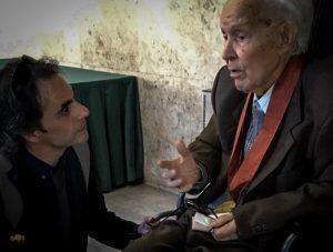 Nuno Bernardo e Dr. Arquimedes da Silva Santos - Doutoramento Honoris Causa