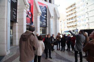 CDNSA - Visita à Exposição de João Onofre - Culturgest